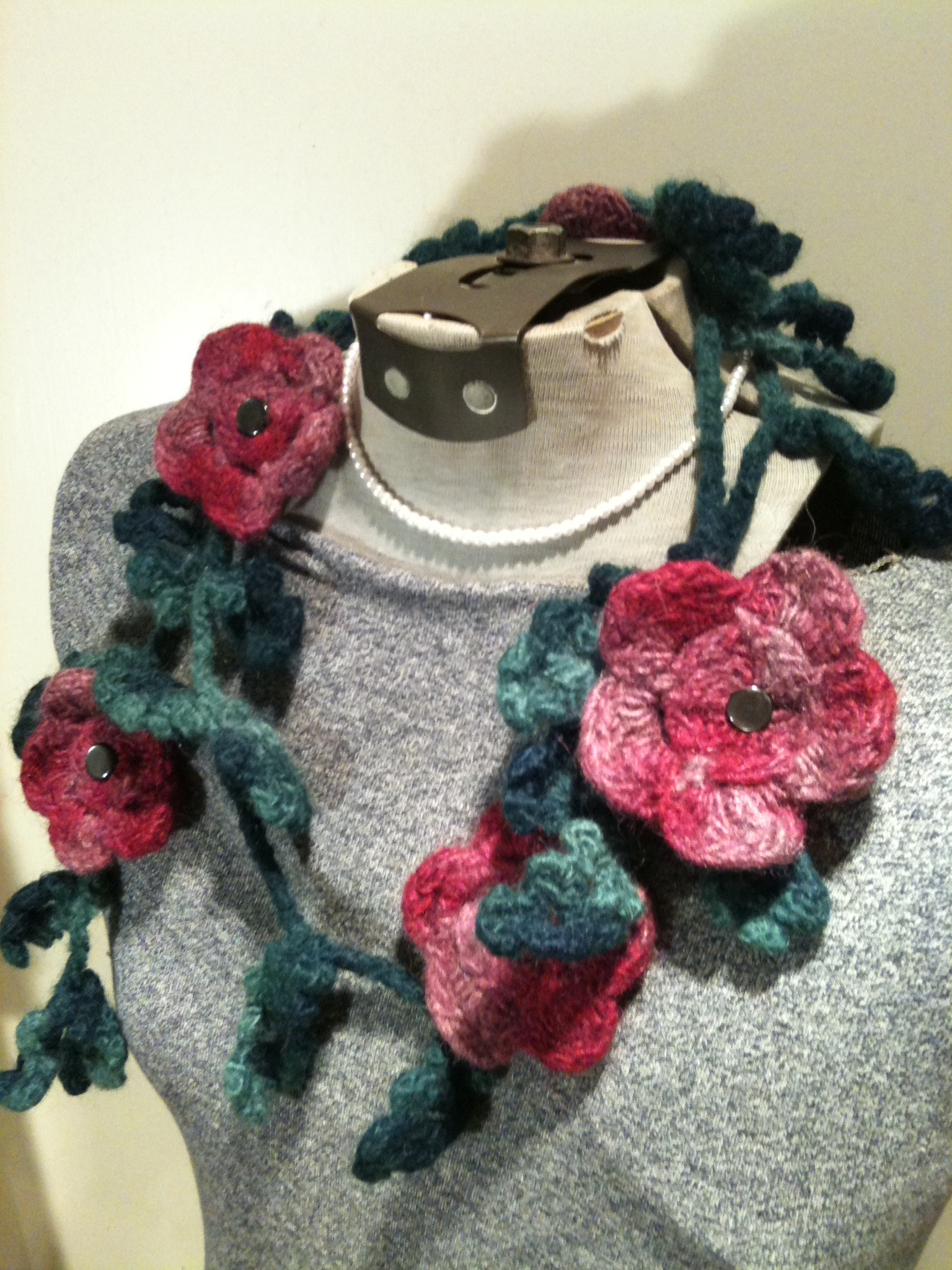 Free Crochet Pattern Felted Bag: Aquamarine Bag | By Number 19